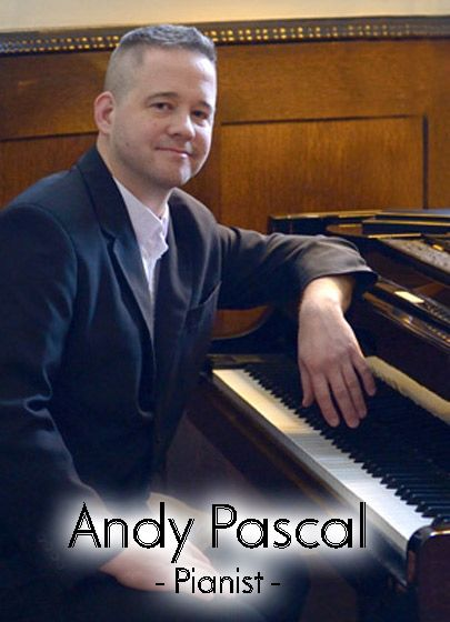 Andy Pascal - Pianist